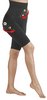 Shape and Slim Activ'Wear Toning Bike Shorts (w/ Rosehip Oil, Root Extract, Algae Extract & Green Coffee)