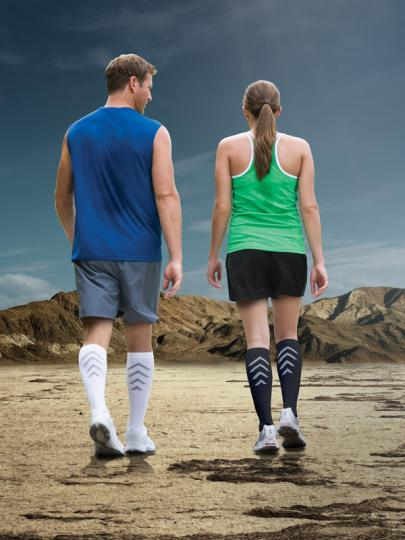 Sigvaris Sports Athletic Recovery Compression Socks (15-20mmHg)