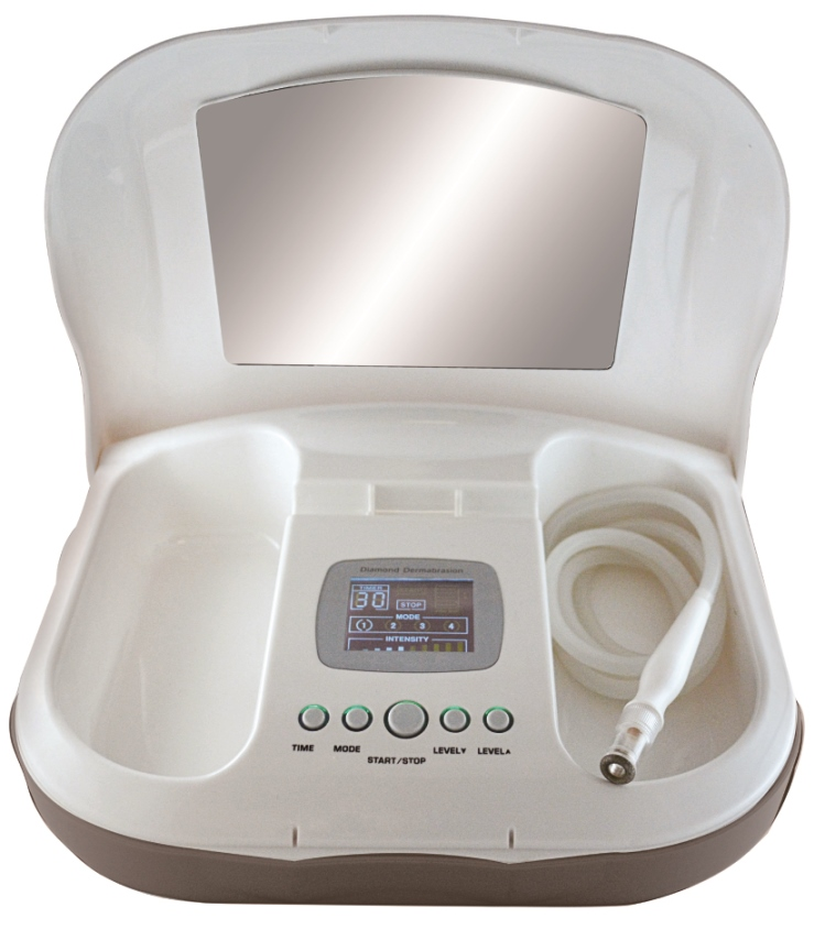 S'move Lift Professional Diamond Microdermabrasion, Exfoliation & Suction System