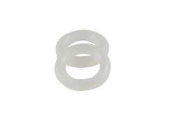 S'move Wand/Lift Microdermabrasion Silicone Rings (3-piece set)
