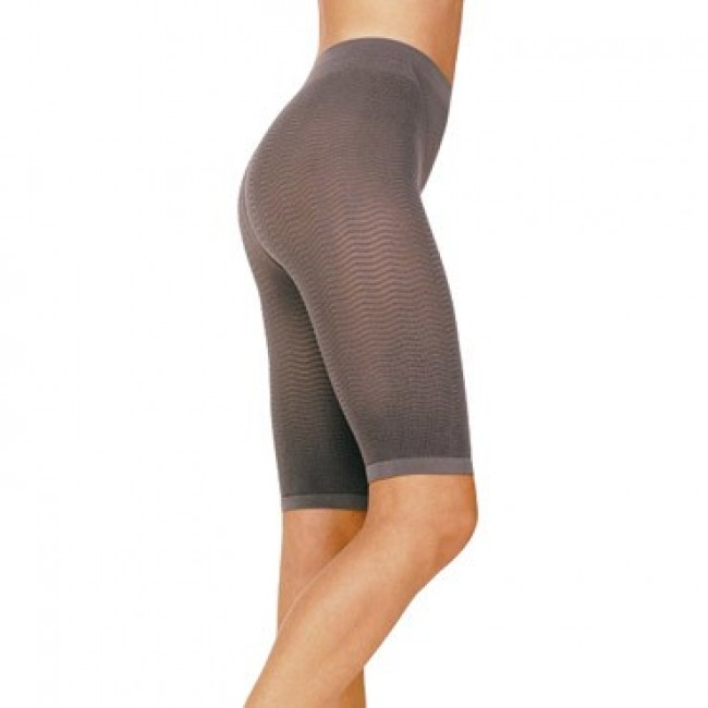 Solidea Silver Wave Active Massage Strong Knee-Length Compression Shorts