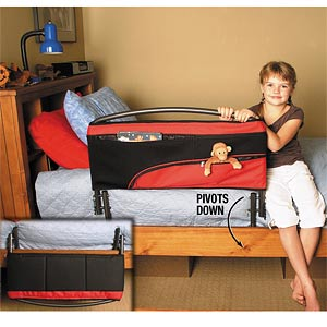 Stander Children's Safety Bed Rail & Padded Pouch