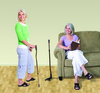 Stander Stander Cane - Right Handed