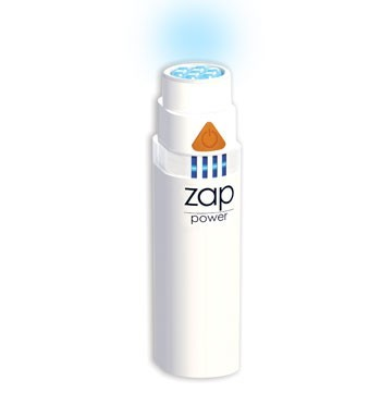 Tanda Zap POWER Acne Spot Treatment Device (FDA-Cleared) - New Rechargeable Version (No Batteries)