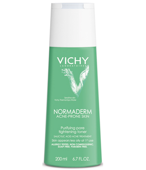 vichy normaderm purifying pore tightening toner vichy m42533. Black Bedroom Furniture Sets. Home Design Ideas