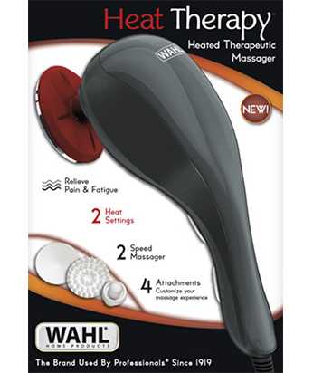 Wahl 4-Way Heat Therapy Therapeutic Massager