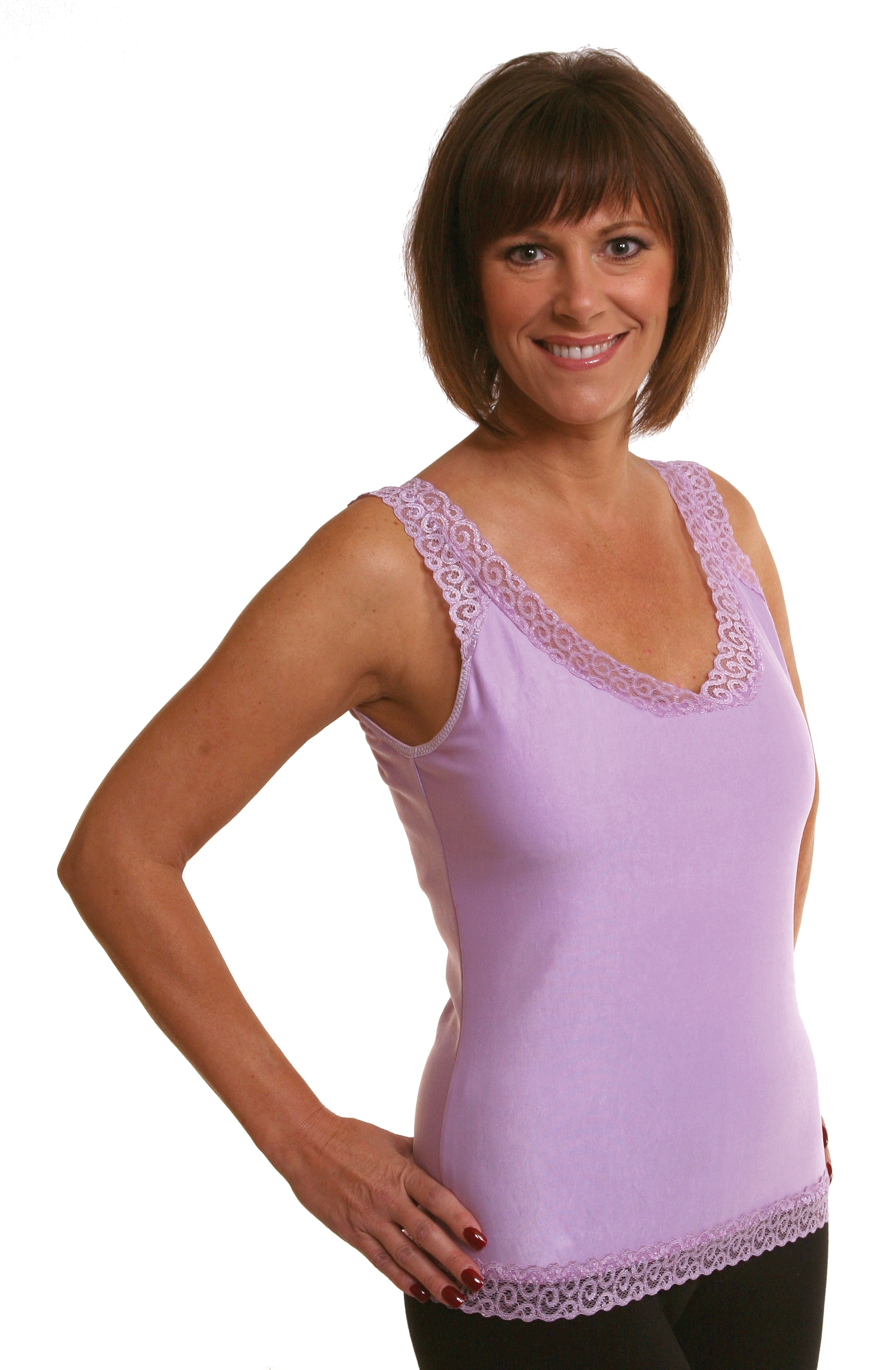 Wear Ease Claire Post-Mastectomy, Breast Surgery Camisole