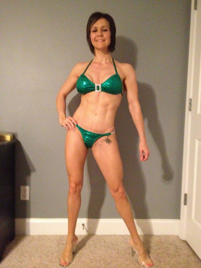 3 Years- Prepping for bikini comp