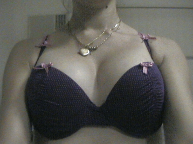 1 week new bra