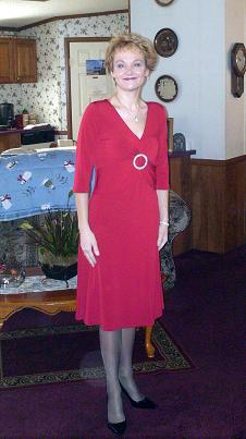 Red Dress Dec 2007