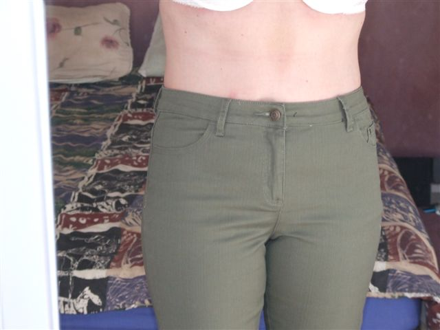 Six weeks....new jeans
