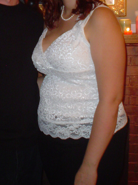 Before Weight loss Picture(60 lbs. heavier)