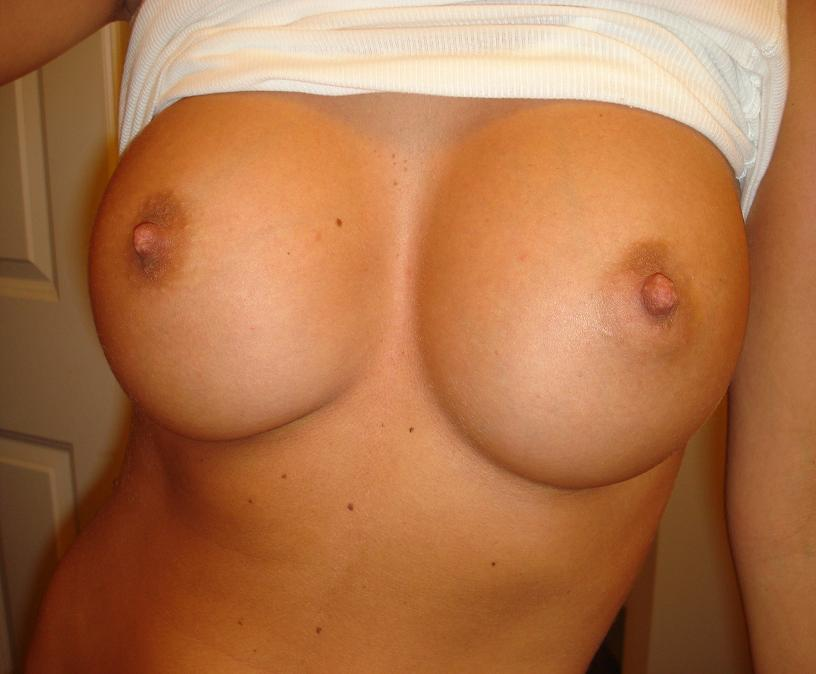 my left nip only nips by stimulation...this is a pic of what cold ...
