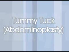 Tummy Tuck, Abdominoplasty Videos - Tummy Tuck procedure discussed with NY plastic surgeon Dr. Antell
