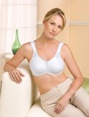 Amoena Kelly Soft Cup Bra W/ CoolMax Pockets (1 Bra)