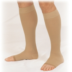 Truform Unisex Below Knee Compression Stockings (Open or Closed Toe)- 20-30mmHg - 865/8865