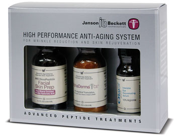 Janson Beckett High-Performance Anti-Aging System - NEW!