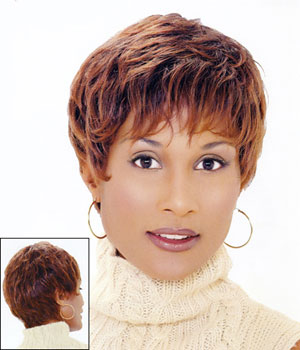 H-102 Human Hair Wig by Beverly Johnson