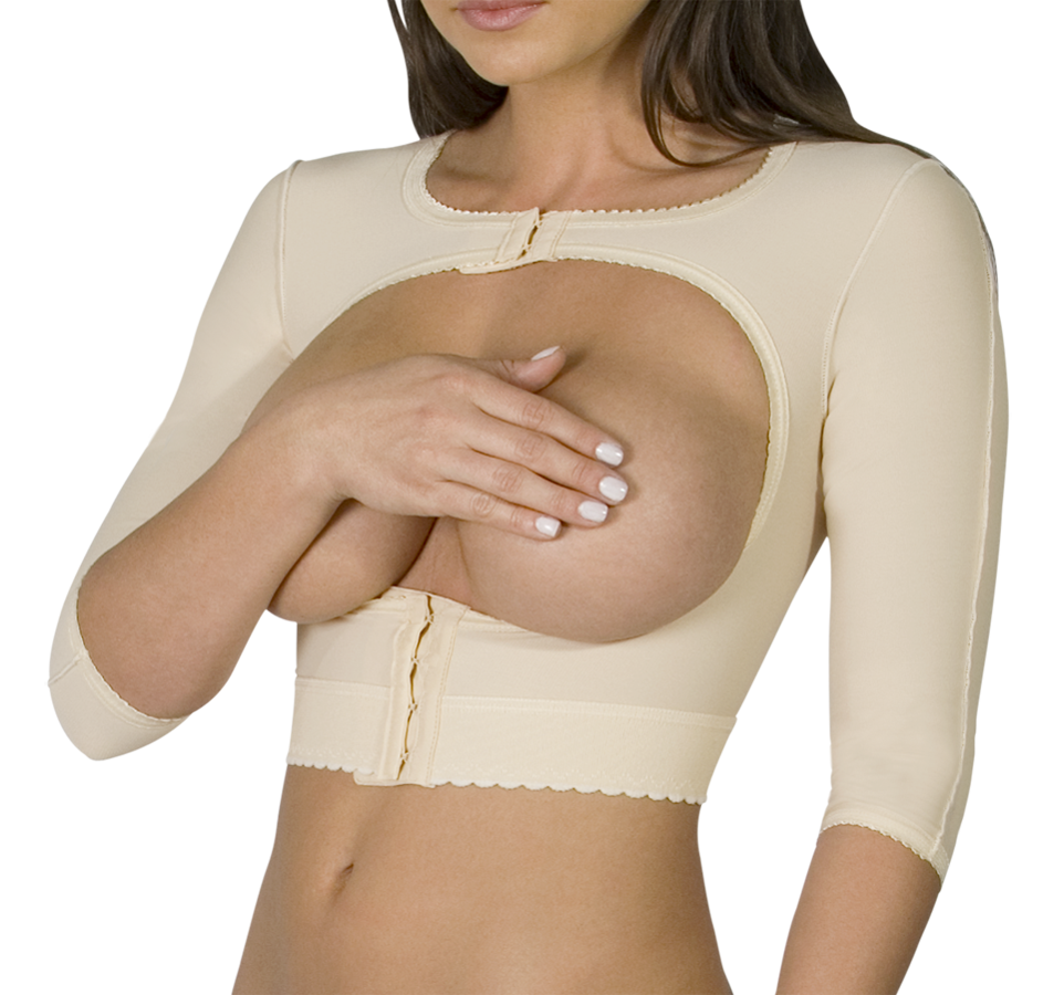 Marena ComfortWear Female Vest With Open Mammary (FVOM)