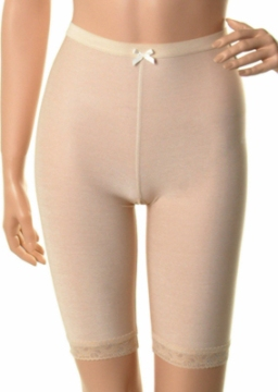 Abdominal Low Waisted Cosmetic Surgery Compression Garment - Mid Thigh - Stage 2 (Marena)