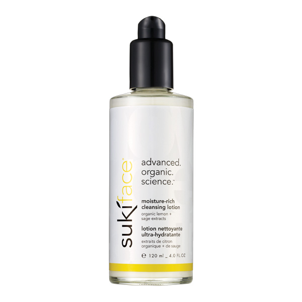 suki Moisture-Rich Cleansing Lotion 120 ml
