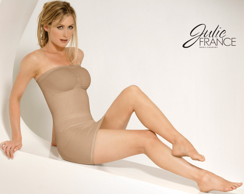 Julie France-Euroskins Strapless Dress Shaper