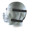Deluxe Full Face CPAP Mask & Headgear-Medium Mask