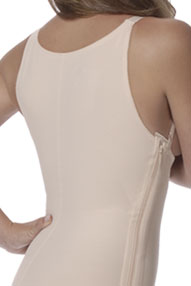 ClearPoint Medical Full Length High Back Body Girdle - 2 ZIPPERS