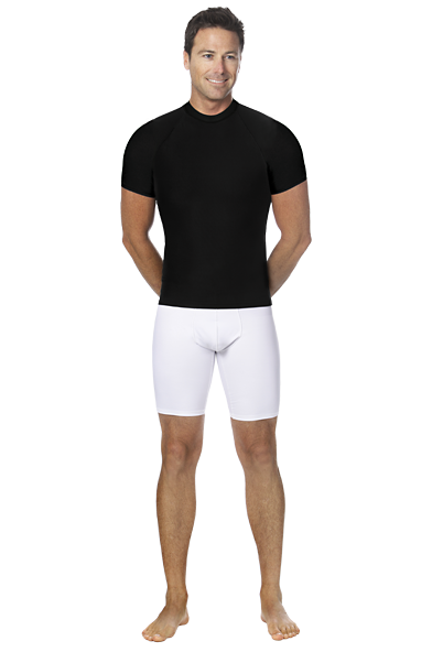 Athletics8 Men's Short Sleeveless Compression T-Shirt - Stage 3 (A8-502)- CLEARANCE
